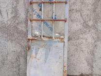 درب آهنی دارای حفاظ در شیپور