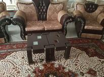 مبل راحتی7نفره با میز های MDFنو در شیپور-عکس کوچک