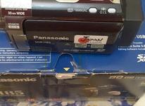 دوربین فیلم برداری وعکاسی پاناسونیک ژاپن در شیپور-عکس کوچک
