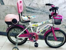 دوچرخه سفید صورتی 16 در شیپور