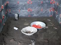 کاشیکاری و سنگ کاری در شیپور-عکس کوچک