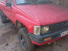 تویوتا هایلوکس تک کابین در شیپور