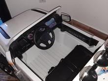ماشین شارژی و صندلی ماشین کودک در شیپور