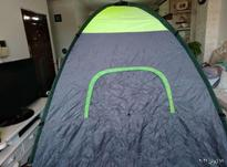 چادر مسافرتی آلمانی جنس ضخیم در شیپور-عکس کوچک
