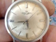 ساعت قدیمی کرومقس دارای جواهر یاقوت سرخ و.... در شیپور