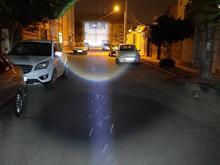 چراغ قوه پلیسی پر قدرت در شیپور