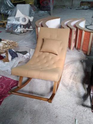 صندلی راحتی راکر در گروه خرید و فروش لوازم خانگی در تهران در شیپور-عکس4