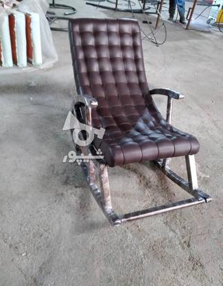 صندلی راحتی راکر در گروه خرید و فروش لوازم خانگی در تهران در شیپور-عکس3