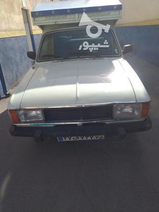 وانت پیکان دوگانه کارخانه مدل90 در گروه خرید و فروش وسایل نقلیه در آذربایجان شرقی در شیپور-عکس1