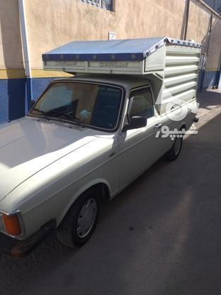 وانت پیکان دوگانه کارخانه مدل90 در گروه خرید و فروش وسایل نقلیه در آذربایجان شرقی در شیپور-عکس3