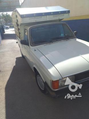 وانت پیکان دوگانه کارخانه مدل90 در گروه خرید و فروش وسایل نقلیه در آذربایجان شرقی در شیپور-عکس4