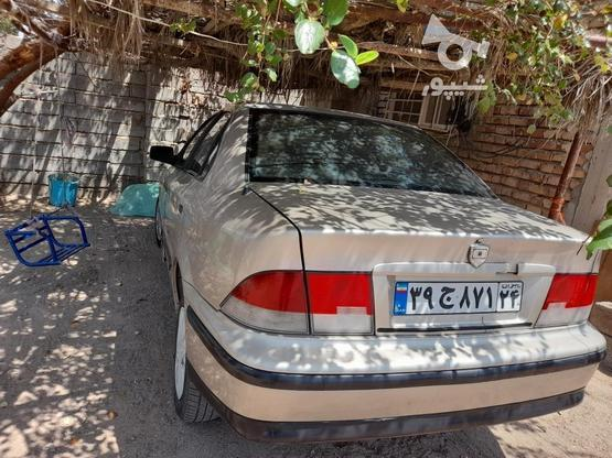 سمند مدل 86 رنگ بژ در گروه خرید و فروش وسایل نقلیه در کرمان در شیپور-عکس4