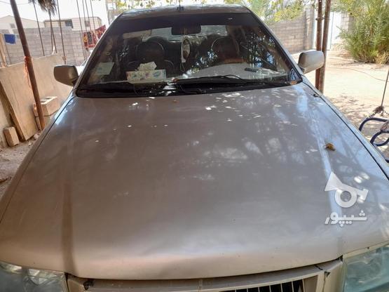 سمند مدل 86 رنگ بژ در گروه خرید و فروش وسایل نقلیه در کرمان در شیپور-عکس6
