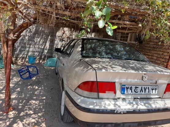 سمند مدل 86 رنگ بژ در گروه خرید و فروش وسایل نقلیه در کرمان در شیپور-عکس5