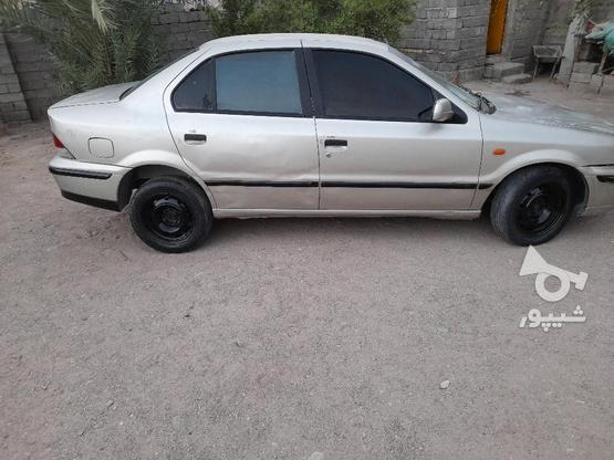سمند مدل 86 رنگ بژ در گروه خرید و فروش وسایل نقلیه در کرمان در شیپور-عکس2