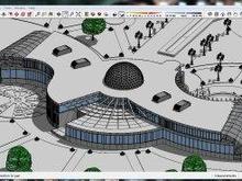 آموزش نرم افزارهای معماری در شیپور