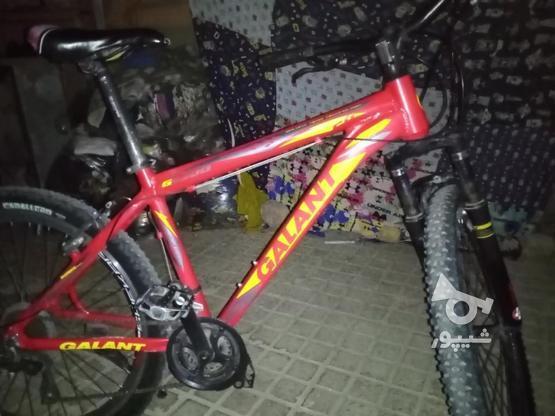 دوچرخه گالانت 26 در گروه خرید و فروش ورزش فرهنگ فراغت در زنجان در شیپور-عکس1