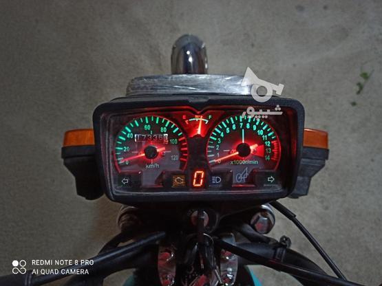 آزما 150 انژکتوری در گروه خرید و فروش وسایل نقلیه در مازندران در شیپور-عکس3
