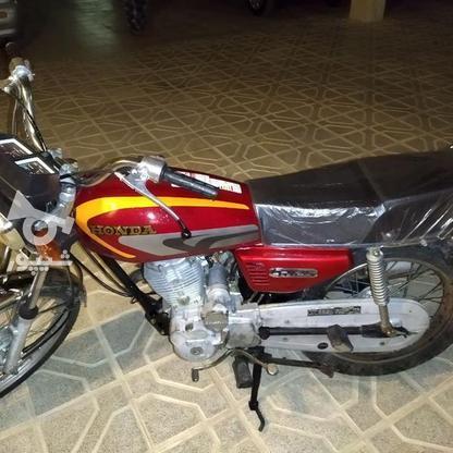 هندا125 در حد93 در گروه خرید و فروش وسایل نقلیه در خراسان رضوی در شیپور-عکس1