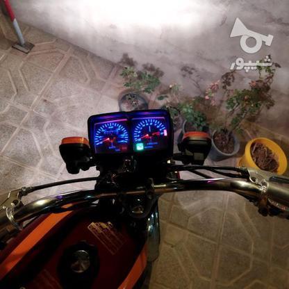 هندا125 در حد93 در گروه خرید و فروش وسایل نقلیه در خراسان رضوی در شیپور-عکس2