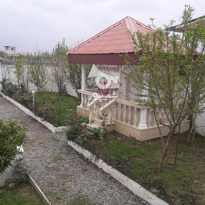 فروش خونه باغ بسیار زیبا دارای آلاچیق و استخر روباز در گروه خرید و فروش املاک در مازندران در شیپور-عکس1