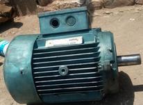 فروش ی عدد الکترو موتور سه فاز سالم درحد در شیپور-عکس کوچک