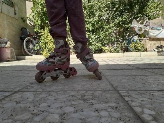 فروش اسکیت به قیمت استثنایی در گروه خرید و فروش ورزش فرهنگ فراغت در اصفهان در شیپور-عکس4