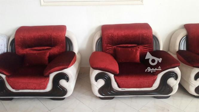 مبل و صندلی راحتی در گروه خرید و فروش لوازم خانگی در مرکزی در شیپور-عکس1