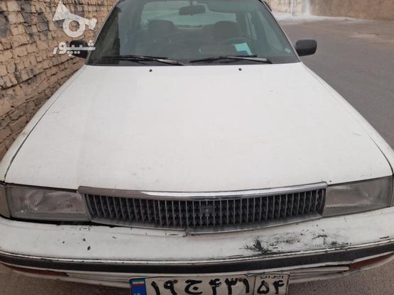 تویوتا کرونا1990 در گروه خرید و فروش وسایل نقلیه در یزد در شیپور-عکس1