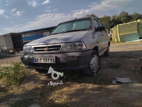 ماشین مدل 85دوگانه کارخانه دوره رنگ جلو عقب سالم در گروه خرید و فروش وسایل نقلیه در آذربایجان شرقی در شیپور-عکس1