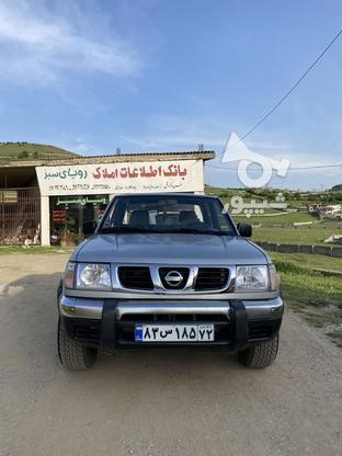 نیسان پیکاپ مدل 88 نقره ای فروش فوری در گروه خرید و فروش وسایل نقلیه در مازندران در شیپور-عکس5
