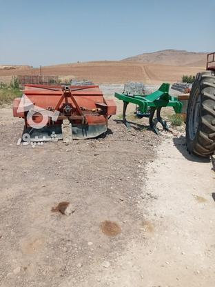انواع تراکتور وادوات کشاورزی در گروه خرید و فروش خدمات و کسب و کار در آذربایجان غربی در شیپور-عکس5