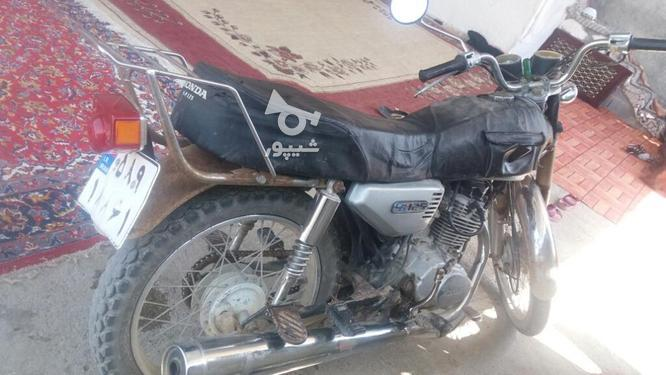 موتور سیکلت نامی 125 در گروه خرید و فروش وسایل نقلیه در مازندران در شیپور-عکس3