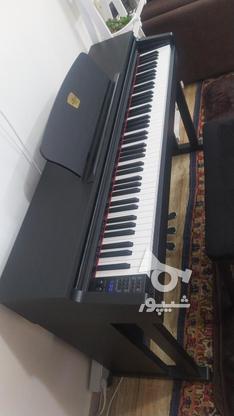 پیانو بورگ مولر مدل 280 در گروه خرید و فروش ورزش فرهنگ فراغت در کرمان در شیپور-عکس1