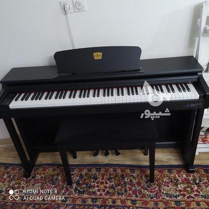 پیانو بورگ مولر مدل 280 در گروه خرید و فروش ورزش فرهنگ فراغت در کرمان در شیپور-عکس5