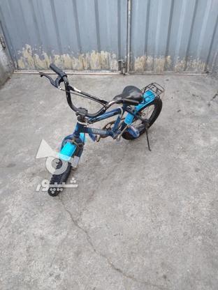 دوچرخه 16 سالم در گروه خرید و فروش ورزش فرهنگ فراغت در مازندران در شیپور-عکس1