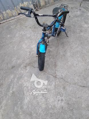 دوچرخه 16 سالم در گروه خرید و فروش ورزش فرهنگ فراغت در مازندران در شیپور-عکس3