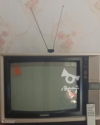 تلویزیون سونی قدیمی در گروه خرید و فروش لوازم خانگی در همدان در شیپور-عکس1