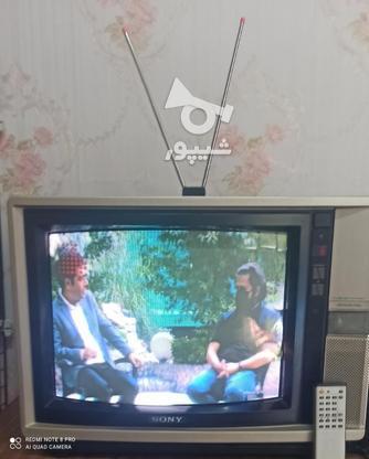 تلویزیون سونی قدیمی در گروه خرید و فروش لوازم خانگی در همدان در شیپور-عکس2