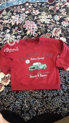 چند عدد بلوز و سیوشرت کودک در گروه خرید و فروش لوازم شخصی در مازندران در شیپور-عکس5