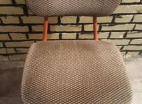 صندلی فلزی رومشمایی در شیپور-عکس کوچک