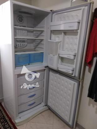 یخچال فریزر سالم مارک سایوان در گروه خرید و فروش لوازم خانگی در تهران در شیپور-عکس1