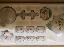 سرویس چایخوری چینی زرین. در شیپور-عکس کوچک