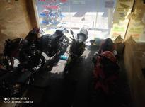 موتورساز ماهر و نیمه ماهر در شیپور-عکس کوچک