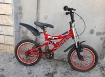 دوچرخه 16تایگر دوتا کمکداره در شیپور-عکس کوچک