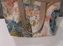 کیف پارچه ای کیف پارچه ای زنانه در شیپور-عکس کوچک