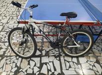 دوچرخه دنده ای ventoسایز26 کارکرده در حد نو فروش فوری در شیپور-عکس کوچک