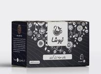 چای نیوشا کیسه ای لفاف دار و بدون لفاف و 450گرمی در شیپور-عکس کوچک