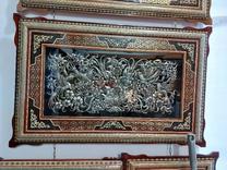 تابلو قلمزنی مسی در شیپور