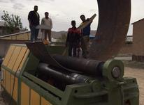 نورد ورق چهار غلطک در شیپور-عکس کوچک